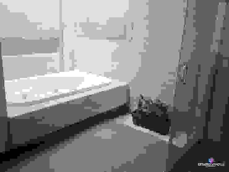 Minimalist bathroom by Estudio Chipotle Minimalist