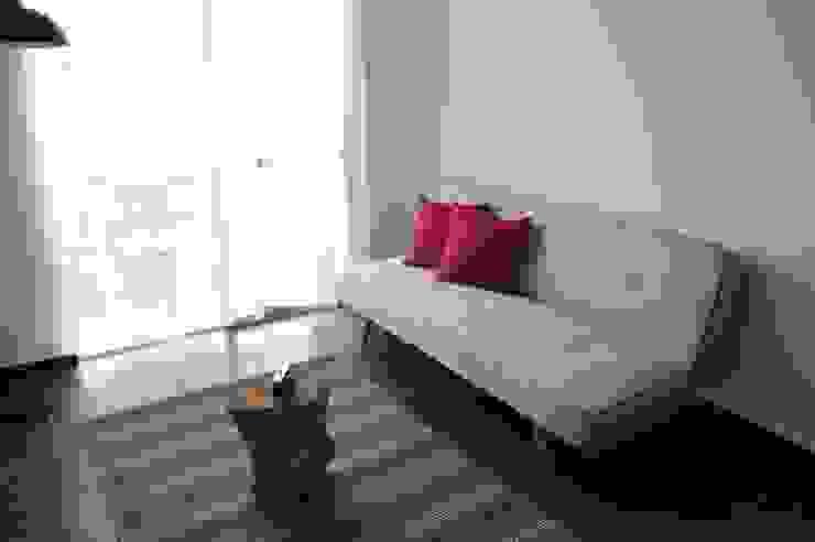apartamento 603 Salas de estilo minimalista de cadali Minimalista