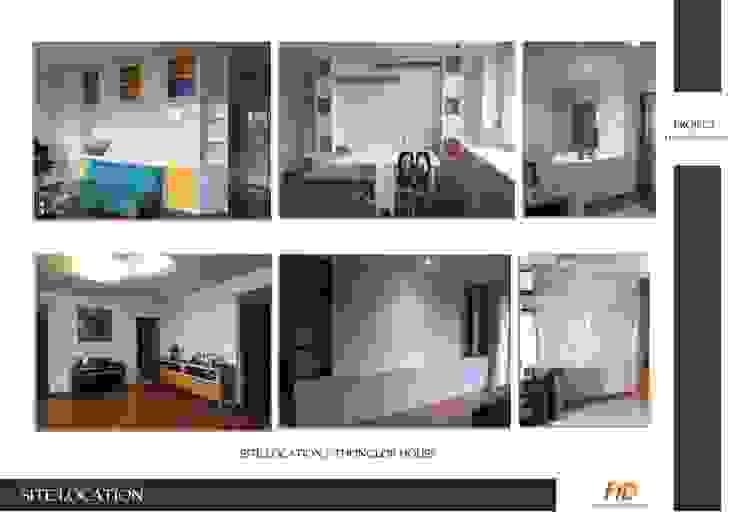 บ้านทองหล่อ 23 (STYLE MODERN) โดย Future Interior Design Co.,Ltd.