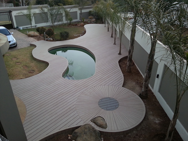 Composite Deck by DORSETT DECKING