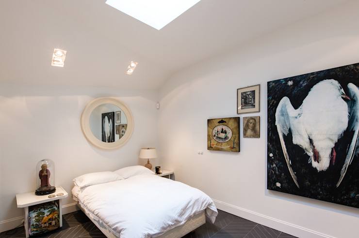 Bedroom by Marks - van Ham architectuur, Modern
