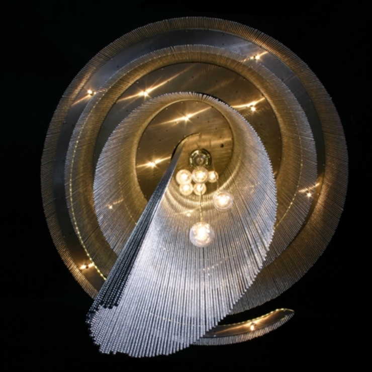 Spiral Nebula - Silver: eclectic  by willowlamp, Eclectic