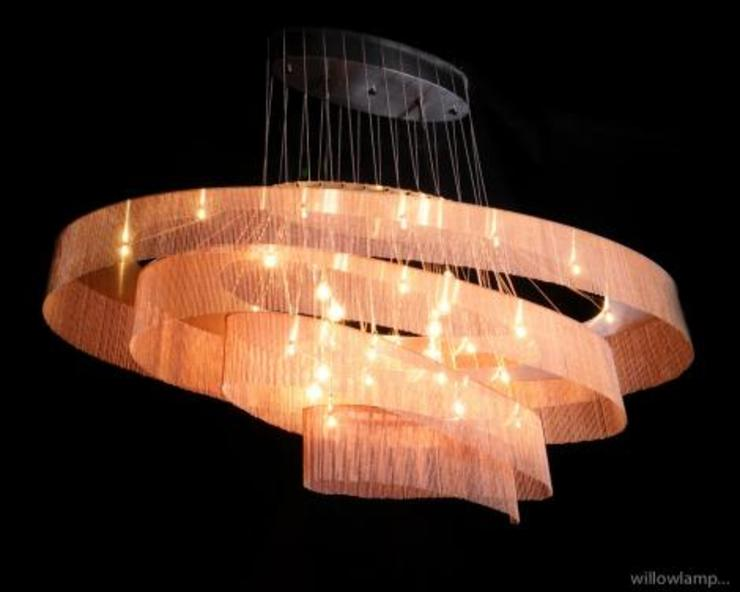 Elliptical Nebula - Copper: eclectic  by willowlamp, Eclectic
