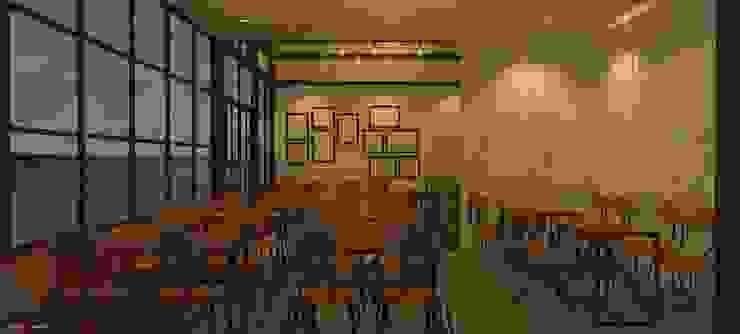 ออกแบบร้าน Beer Craft โดย DesignOne Bkk