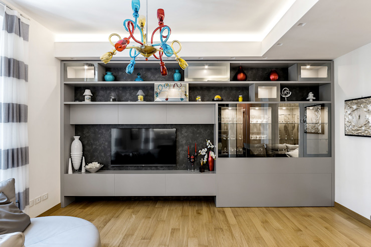 TM Italia Cocinas de estilo moderno