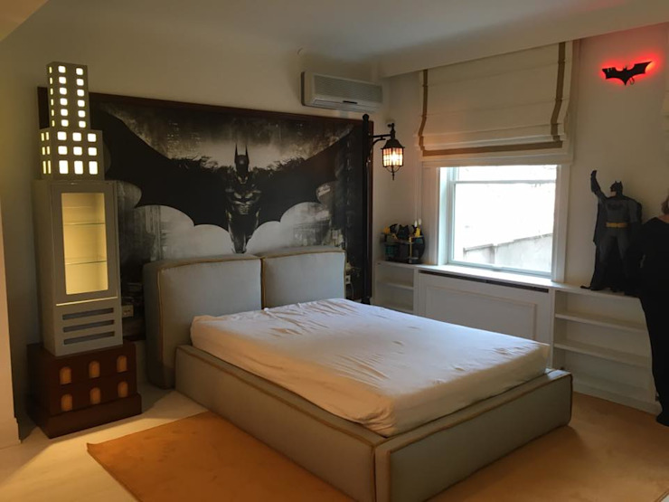Modern Kid's Room by DEKORSE Modern