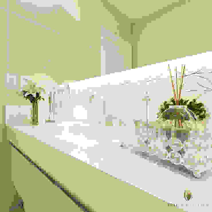 Banheiro Moderno e Funcional - Decoração Banheiros modernos por iost Arquitetura e Interiores Moderno Cerâmica