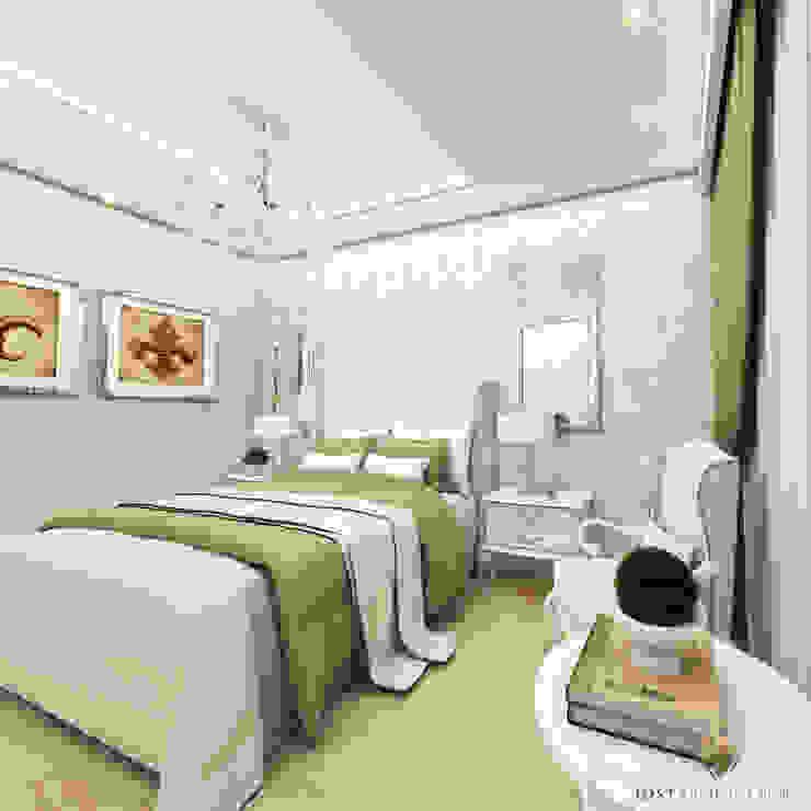 Dormitorios de estilo clásico de iost Arquitetura e Interiores Clásico