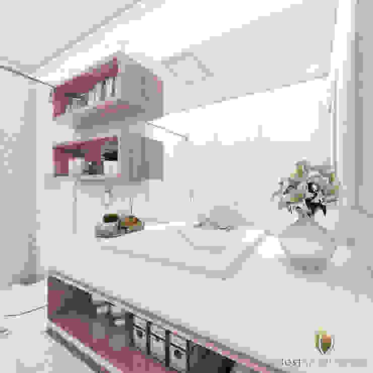 Moderne Badezimmer von iost Arquitetura e Interiores Modern MDF