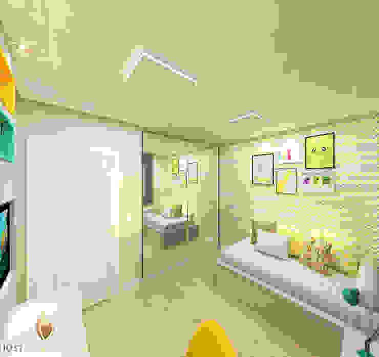 Dormitorios infantiles de estilo moderno de iost Arquitetura e Interiores Moderno