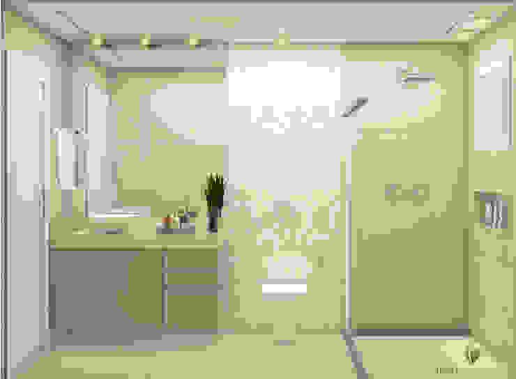Baños de estilo moderno de iost arquitetura Moderno
