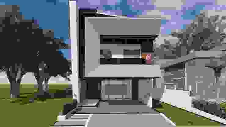 Modern Houses by Marco Lima Arquitetura + Design Modern