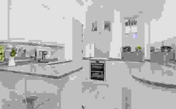 Kitchen Cocinas de estilo moderno de Patience Designs Moderno