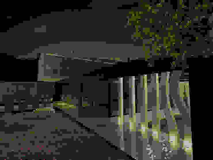 Jaramillo - Casa de Campo: Casas de estilo  por 360arquitectura