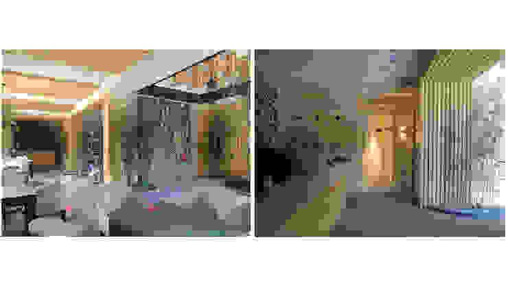 改造前大樓一、二樓且三戶打通的金店面 根據 wanchan interior / 萬仟工程有限公司