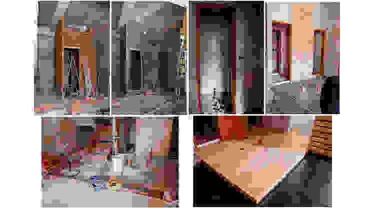 100坪/改造前與改造後整體設計規劃 根據 wanchan interior / 萬仟工程有限公司