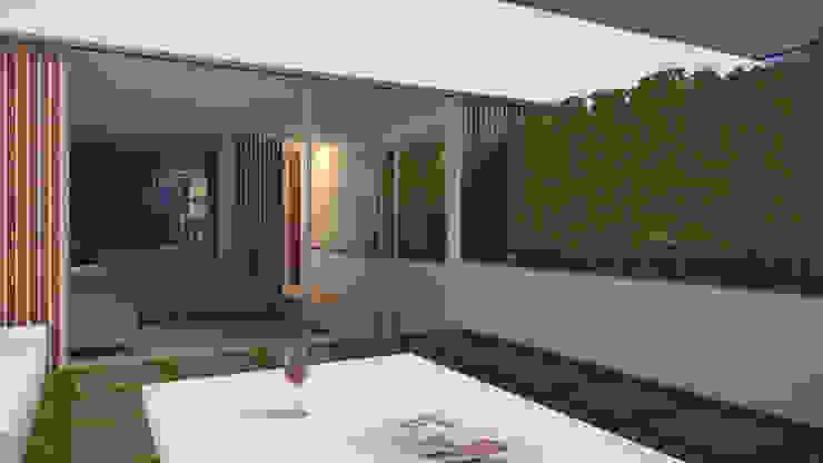 Hoteles de estilo moderno de J2Creators Moderno