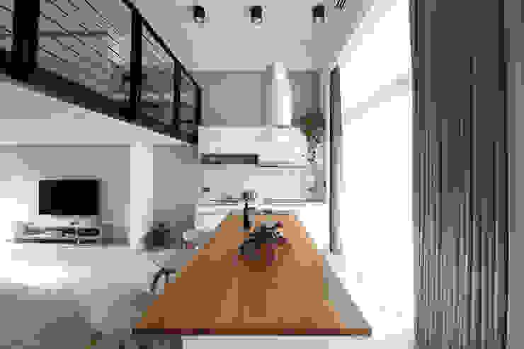 04 根據 樂沐室內設計有限公司 北歐風 塑木複合材料