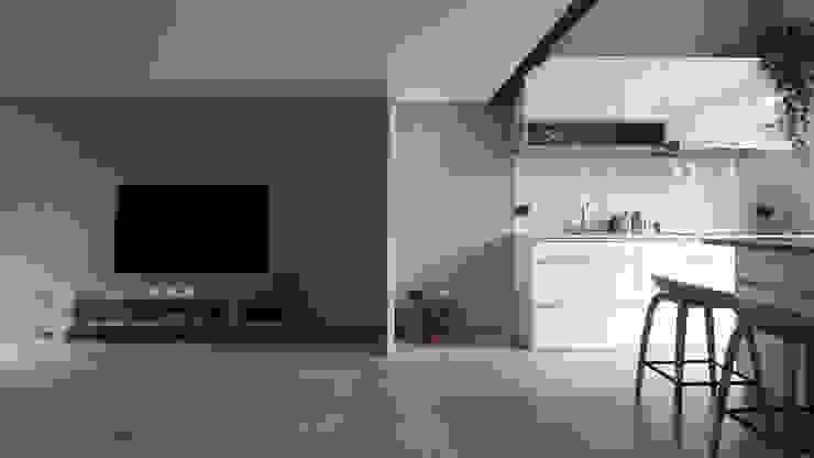 07 根據 樂沐室內設計有限公司 北歐風 強化水泥