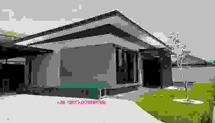 ผลงานสร้างเสร็จ Project 5 โดย K&K Knockdownhome