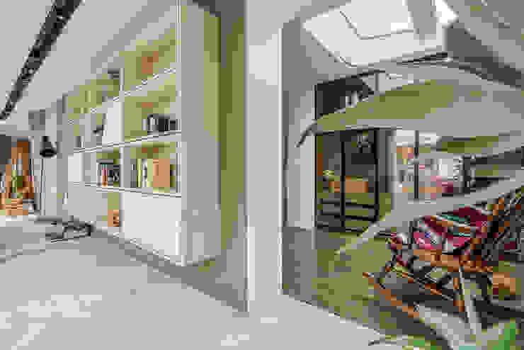 Офисы и магазины в скандинавском стиле от 樂沐室內設計有限公司 Скандинавский ДПК
