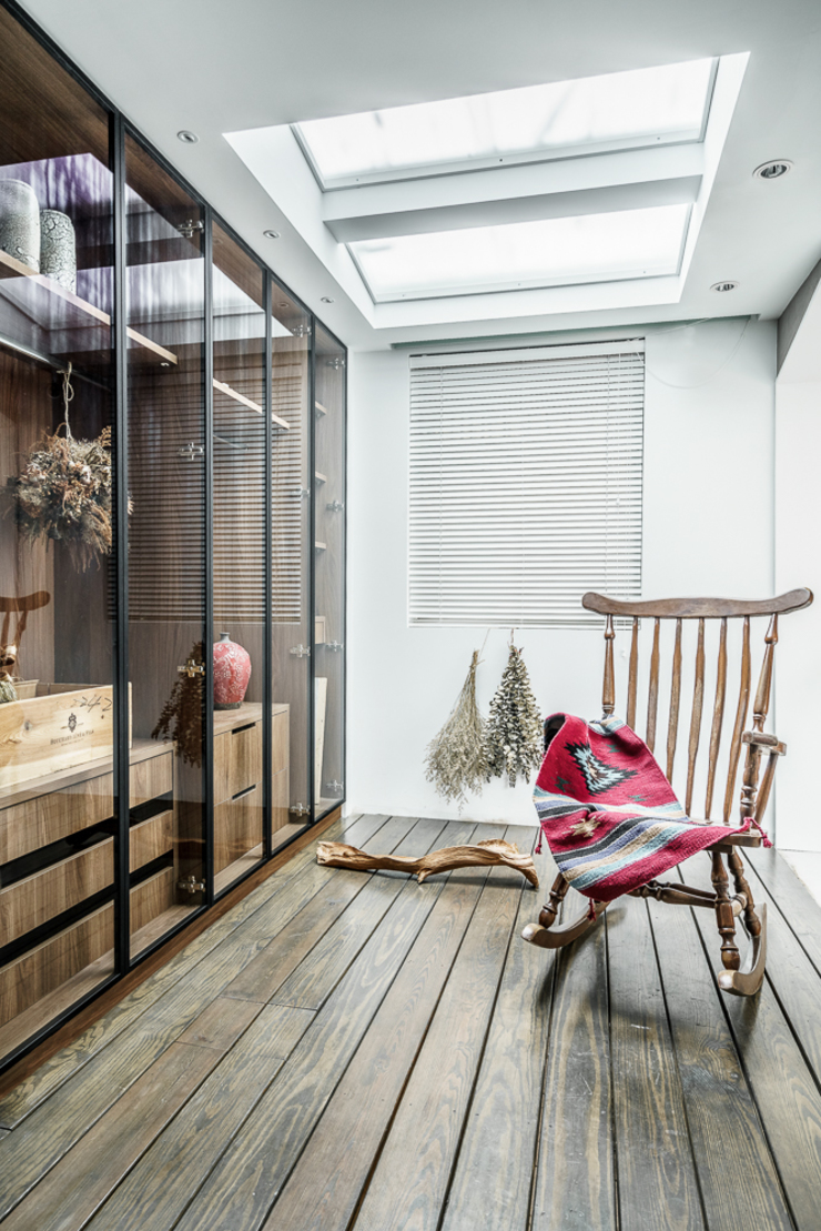 06 根據 樂沐室內設計有限公司 北歐風 實木 Multicolored