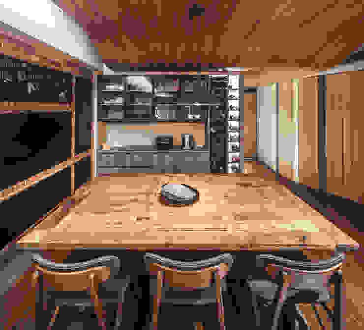 07 根據 樂沐室內設計有限公司 工業風 實木 Multicolored