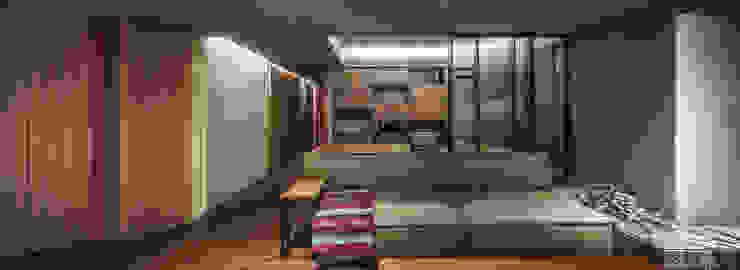 08 根據 樂沐室內設計有限公司 工業風 實木 Multicolored