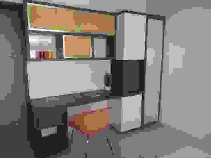 Interior Modern study/office by Dusnaam designs Modern