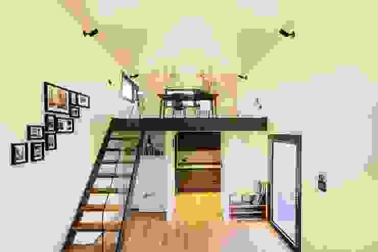 Modern Houses by 픽셀 하우스 Pixel Haus Modern