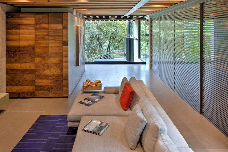 grupoarquitectura Modern style media rooms