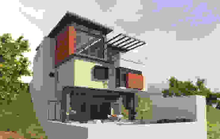 Vivienda Núñez Tafich by Diez y Nueve Grados Arquitectos