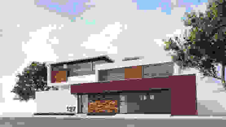Vivienda Fuentes del Valle by Diez y Nueve Grados Arquitectos