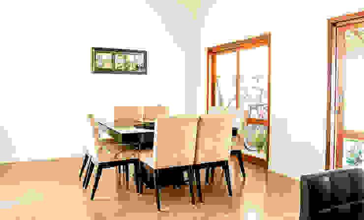 Dining room by Aresto Arquitetura