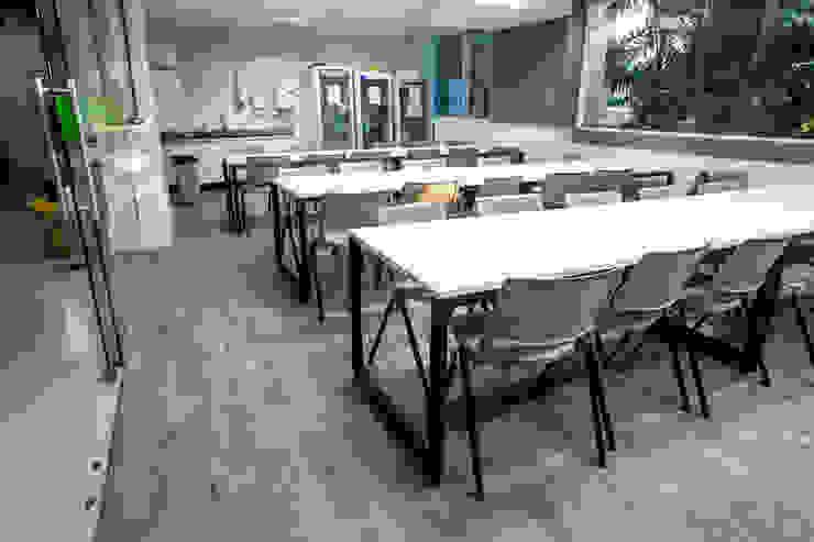 VERONA CARPETES E VINILICOS Commercial Spaces Wood effect