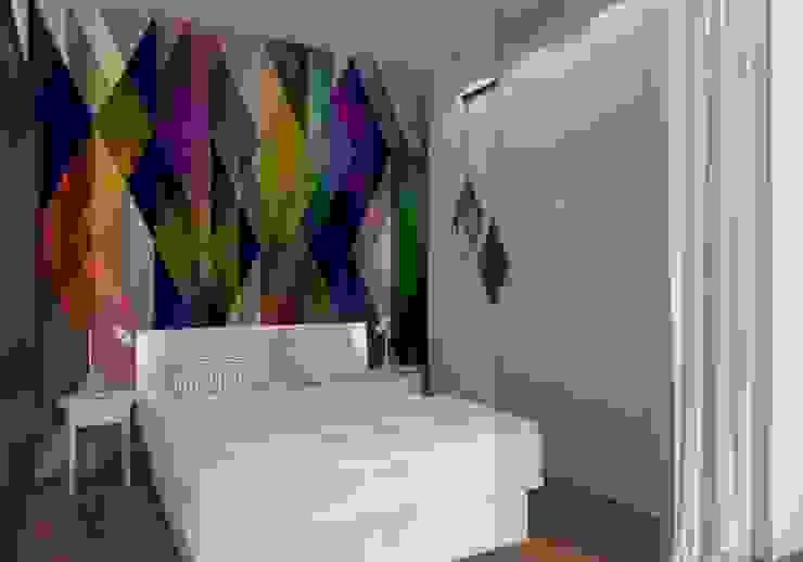 Квартира в Измайлово Modern Bedroom by Anastasia Yakovleva design studio Modern
