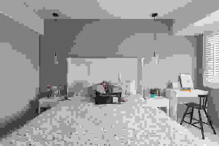 倍果設計有限公司 Classic style bedroom