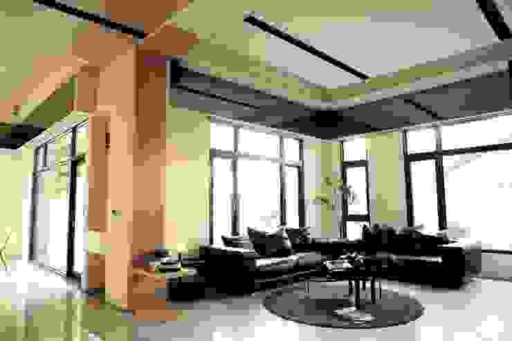ミニマルデザインの リビング の 舍子美學設計有限公司 ミニマル