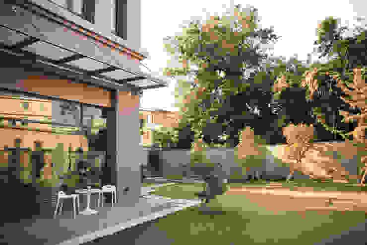 ミニマルな 庭 の 舍子美學設計有限公司 ミニマル