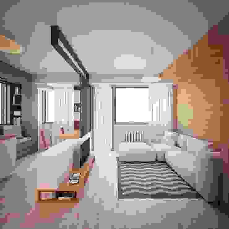 Livings de estilo moderno de CLOUD9 DESIGN Moderno