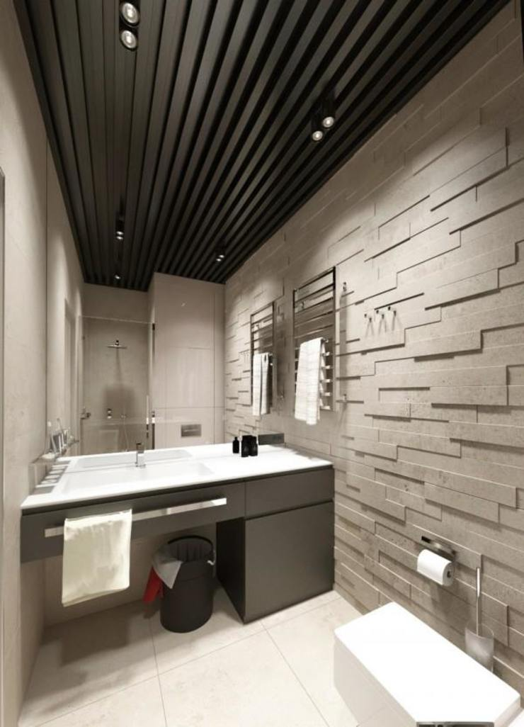 CLOUD9 DESIGN Modern Bathroom