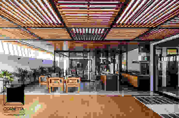 Modern Houses by Cornetta Arquitetura Modern
