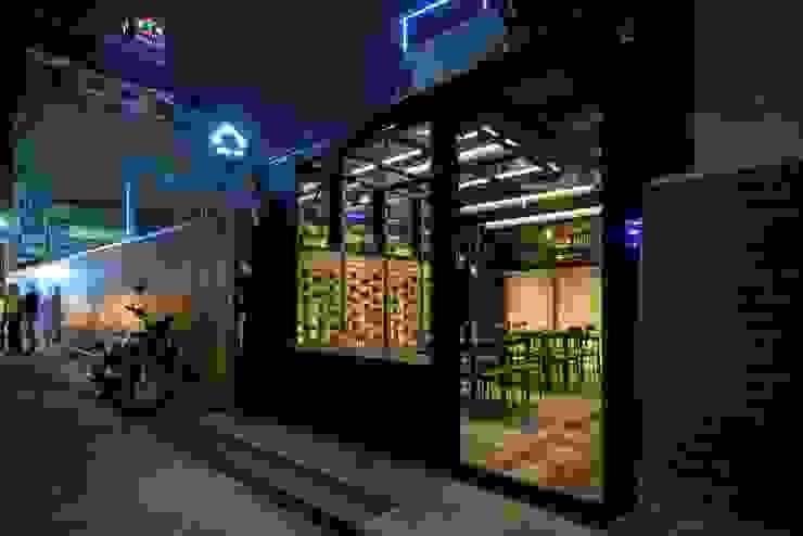 CRAFT ROO 크래프트 루 모던스타일 거실 by 쿠나도시건축연구소 모던