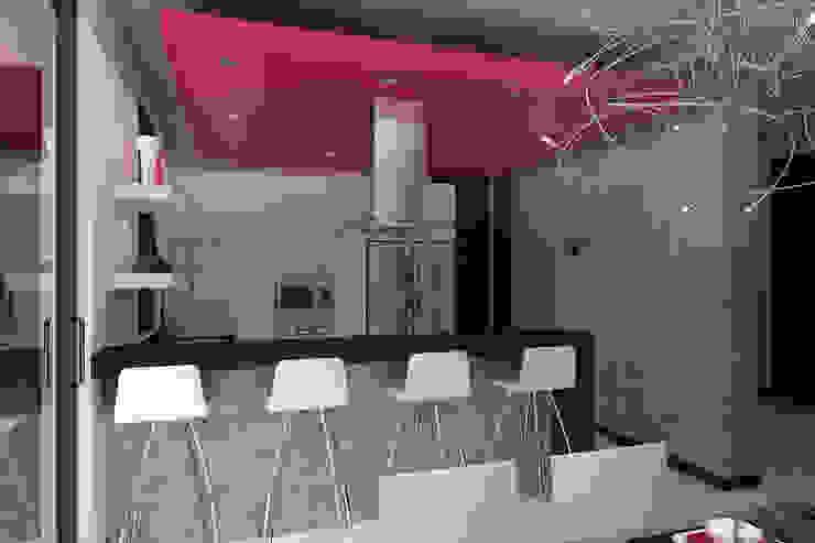 COCINA Cocinas de estilo minimalista de homify Minimalista Concreto