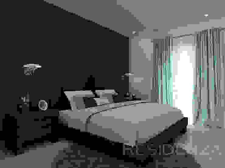 RECAMARA Dormitorios modernos de homify Moderno Derivados de madera Transparente