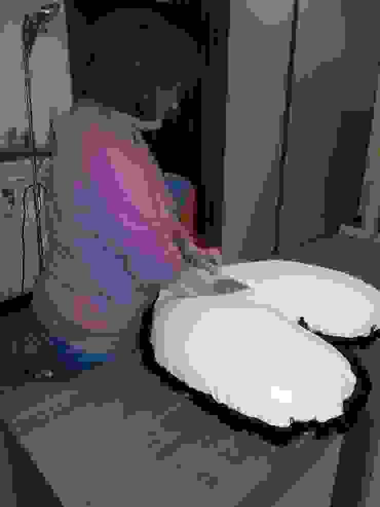 CORDEL s.r.l. SchlafzimmerTextilien Textil Weiß