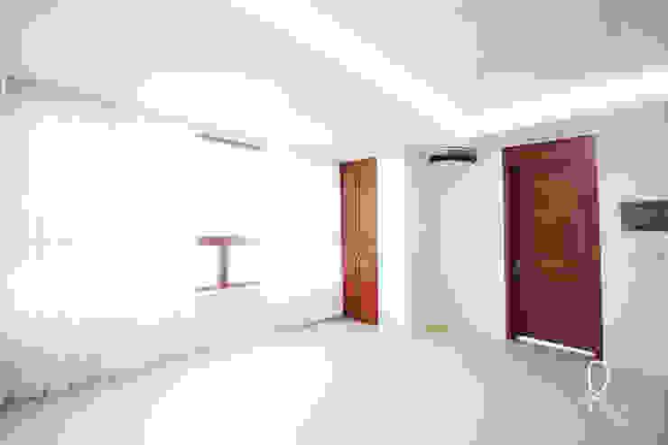 거실 클래식스타일 거실 by 로하디자인 클래식