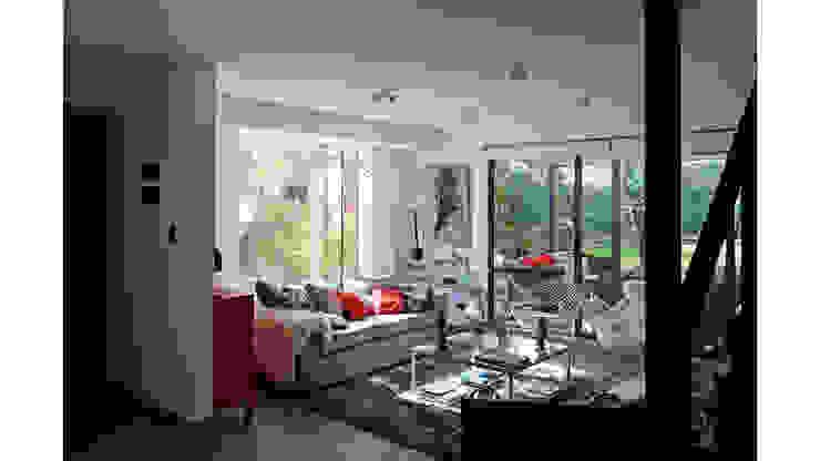 Living room by NEF Arq.