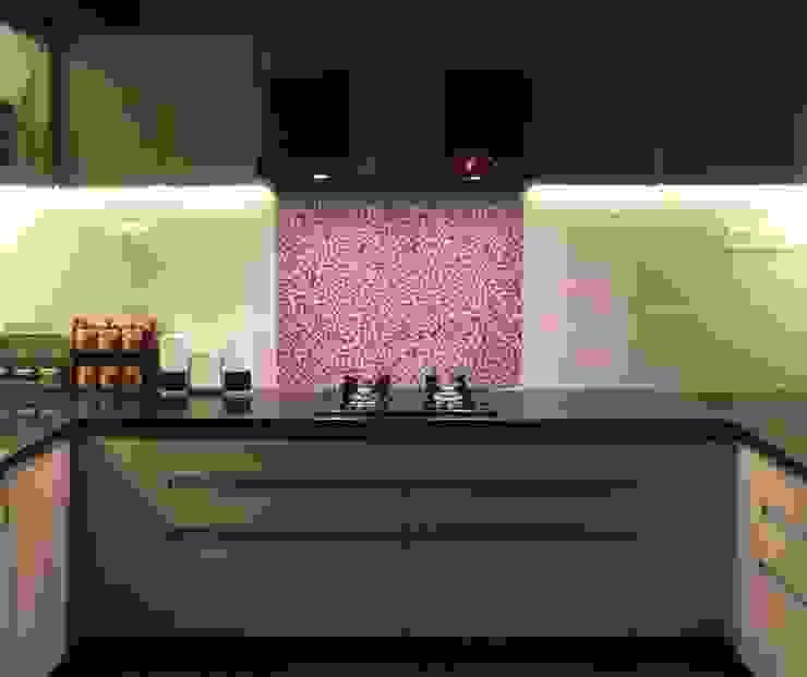 Kitchen Modern kitchen by Soul Ziv Architecture Modern