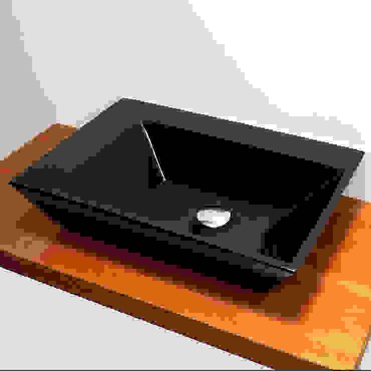Lacava Prisma #8200 Vessel Sink Modern bathroom by Serenity Bath Modern